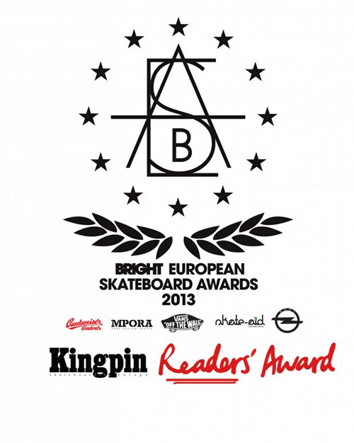 Kingpin European Skater Of The Year Awards