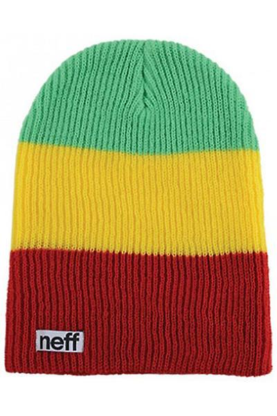 Neff Trio FA13 Mütze (rasta)