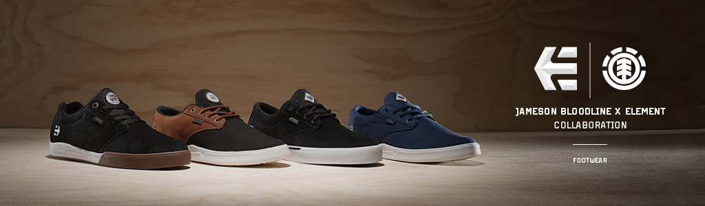Etnies x Element Collaboration