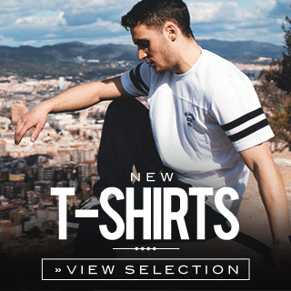 T-Shirts at the skatedeluxe Onlineshop