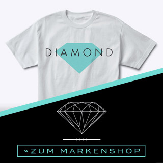 Diamond Supply Co Online Shop - skatedeluxe Skateshop